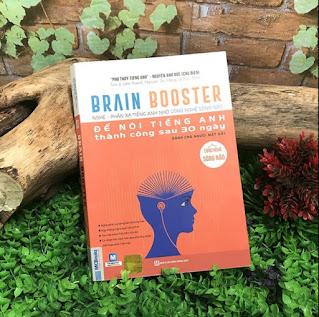 Sách - Brain Booster - Nghe - Phản Xạ Tiếng Anh Nhờ Công Nghệ Sóng Não (combo 2 quyển, lẻ tùy chọn) ebook PDF-EPUB-AWZ3-PRC-MOBI