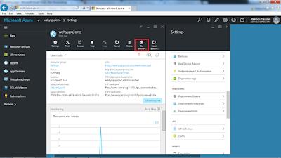 vs3 - Cara Upload Website ke Microsoft Azure melalui Visual Studio 2015