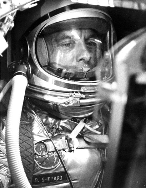 RETRO KIMMER'S BLOG: THE DON DRAPER OF THE SPACE PROGRAM: ALAN B SHEPARD JR