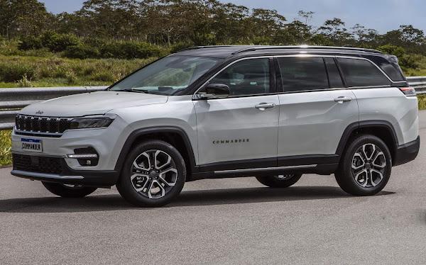 Jeep Commander 2022: tabela de preços sobe em outubro