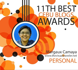 Best Cebu Blogs Award 2018