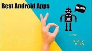 أفضل تطبيقات الأندرويد لهذا الأسبوع (Best Android Apps)
