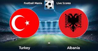 Турция – Албания  смотреть онлайн бесплатно 11 октября 2019 прямая трансляция в 21:45 МСК.