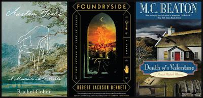 Book reviews at Beth Fish Reads