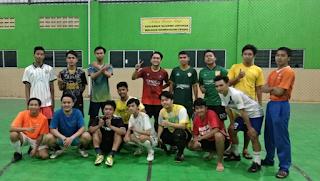 Pelatihan Futsal HMPG