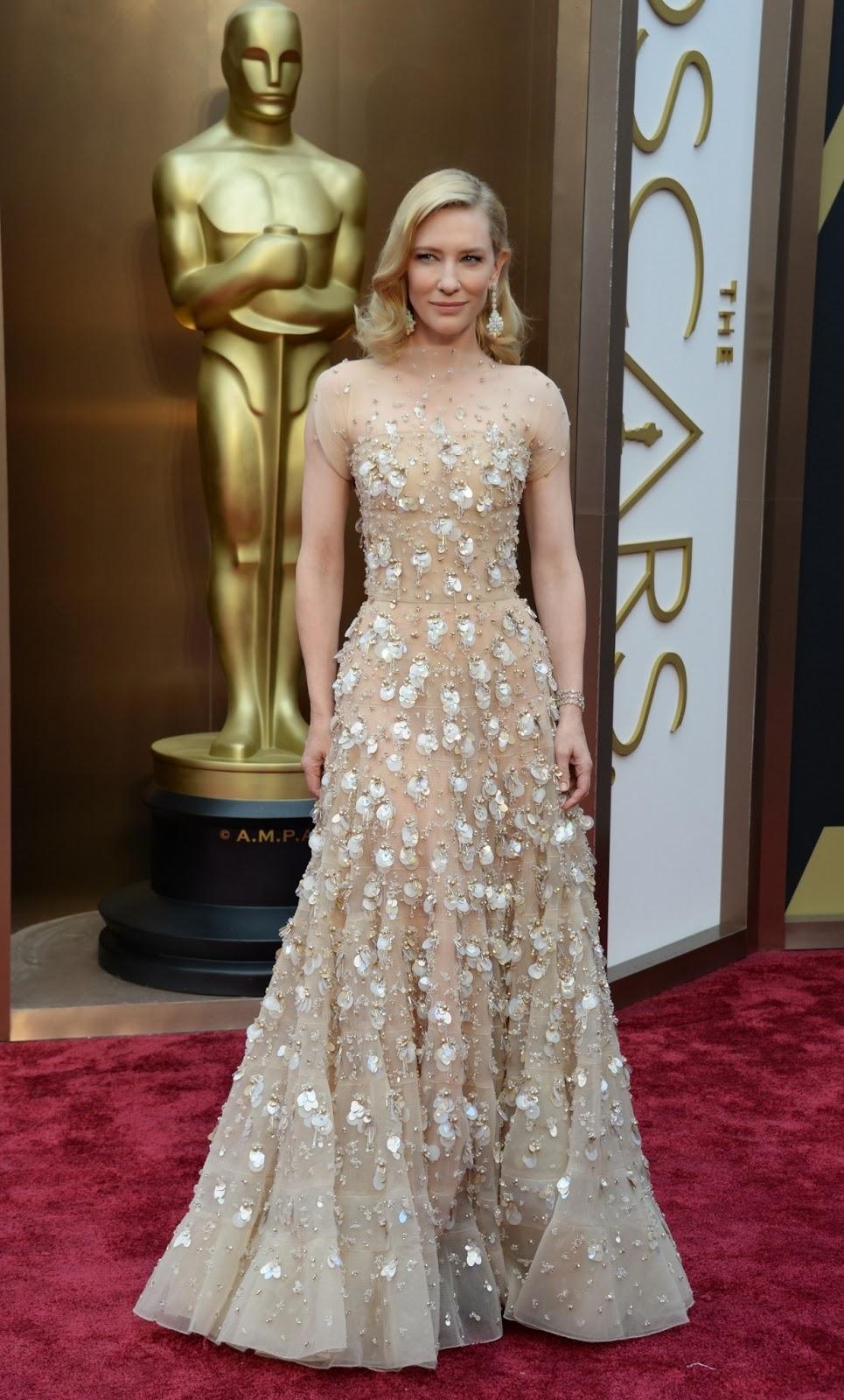 Turning Oscar Fashion Into Home Fashion