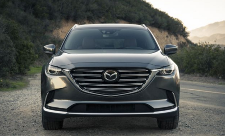 Mazda CX-9 2018 Performance