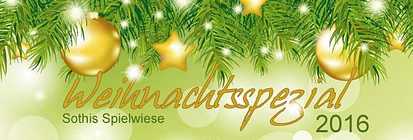 Weihnachtsspezial 2016