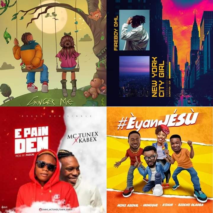 13 Nigerian Songs You Should Listen To This Week #Arewapublisize