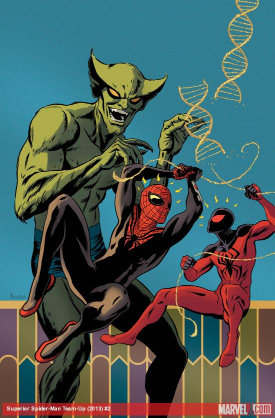 the superior spider man - photo #23