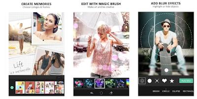 Aplikasi Edit Foto Terbaik dan Gratis di Android
