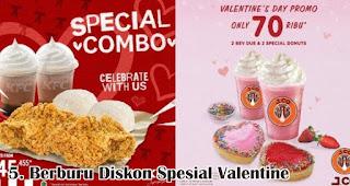Berburu Diskon Spesial Valentine merupakan salah satu cara seru untuk merayakan valentine bersama keluarga