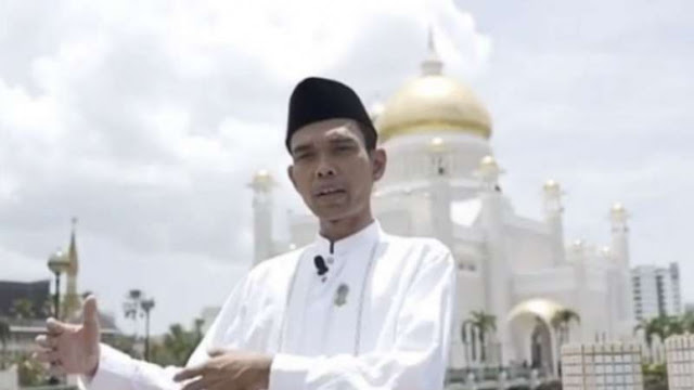 Aa Gym: Ustaz Abdul Somad Bukan Penakut