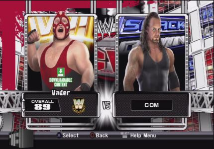 WWE Smackdown Vs Raw 2009 Free Download For PC Full Version