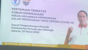 Gelar Acara Seremonial, KNPI Minta Menpora Copot Deputi II Kemenpora