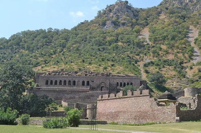 Bhangarh Fort, Alwar District, Rajasthan