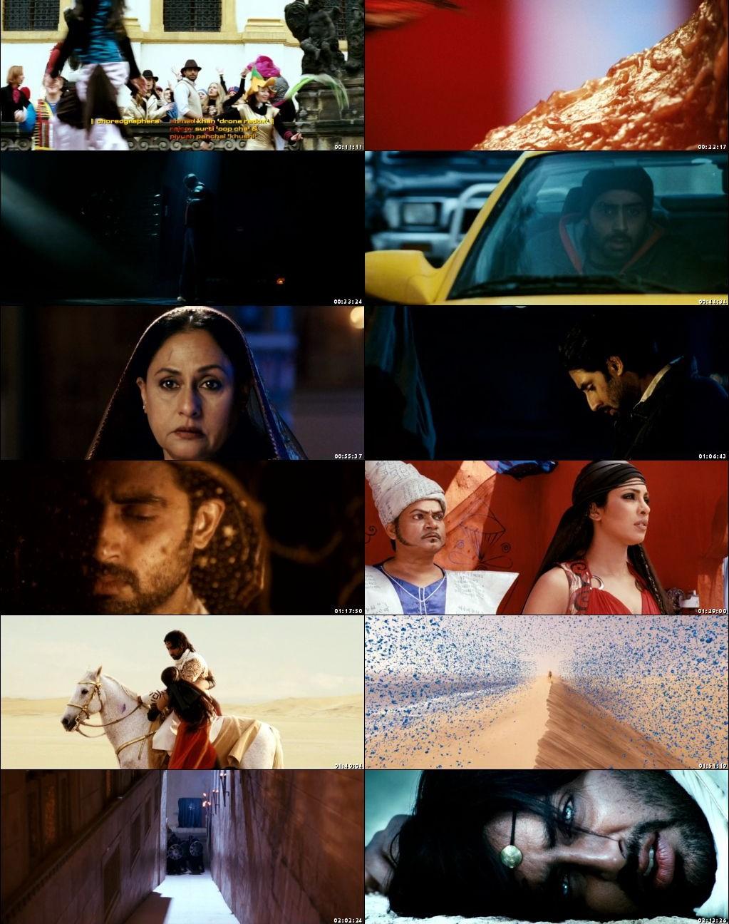 Drona 2008 Full Hindi Movie Online Watch