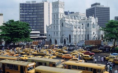 Lagos Is The World's Most Dangerous City - Report