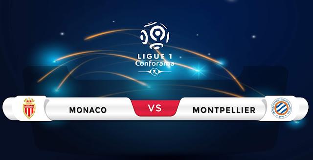 Monaco vs Montpellier Prediction & Match Preview
