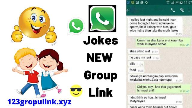 Join 500+ Jokes Whatsapp Group Link