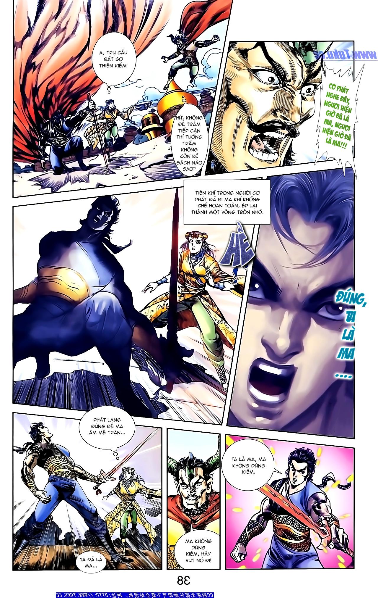 Cơ Phát Khai Chu Bản chapter 153 trang 22