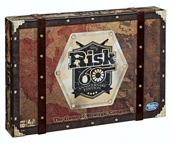 Risk 60th Anniversary Edition box