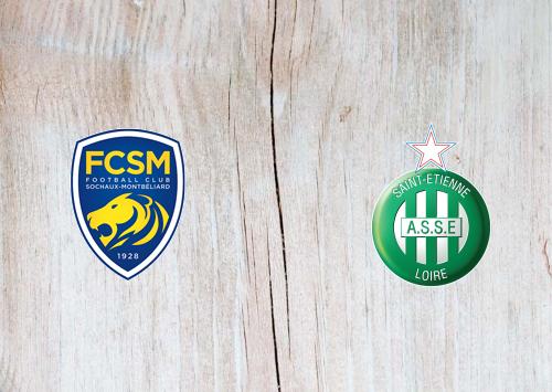 Sochaux vs Saint-Etienne -Highlights 11 February 2021