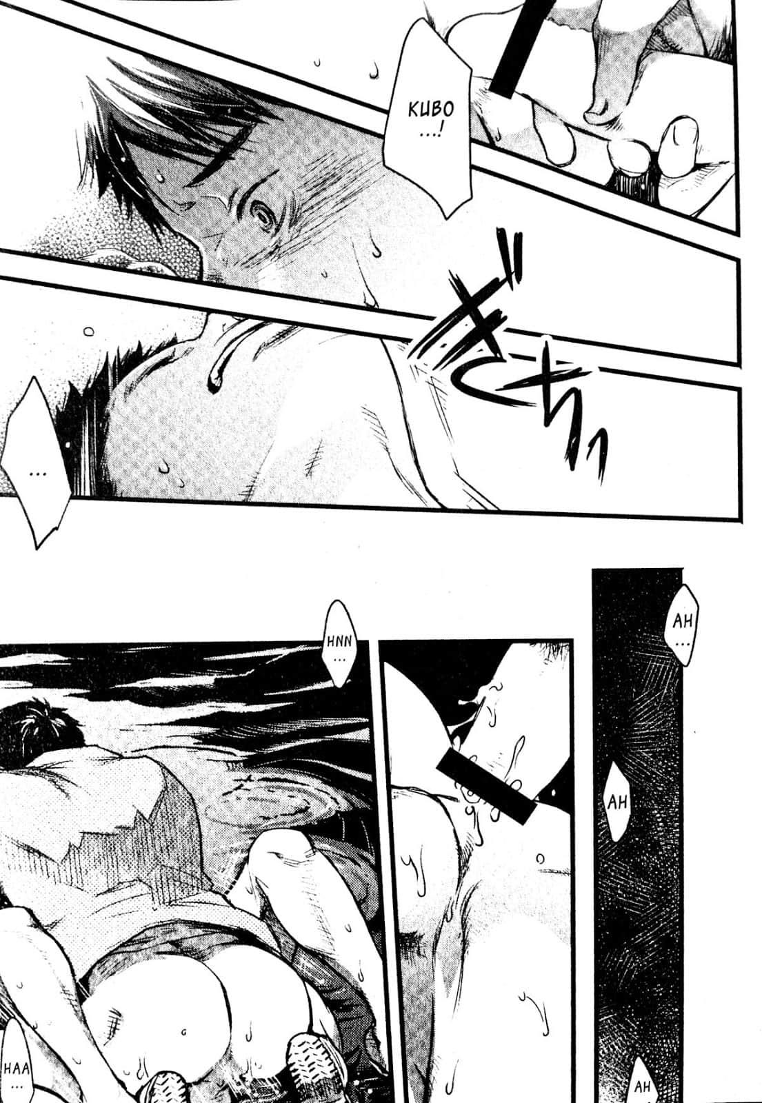 Trang 23 - Tuổi trẻ và Tội lỗi (- Tsukumo Gou (BOX)) - Truyện tranh Gay - Server HostedOnGoogleServerStaging