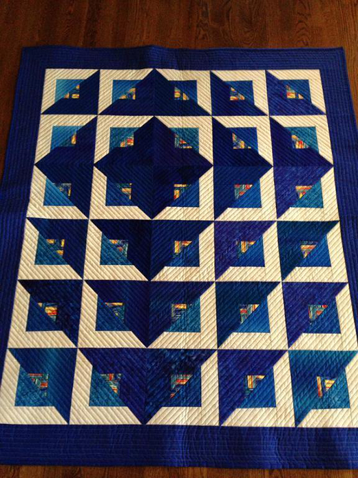 Radiant Quilt Free Tutorial