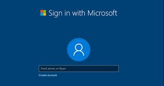 Account Microsoft Copertina