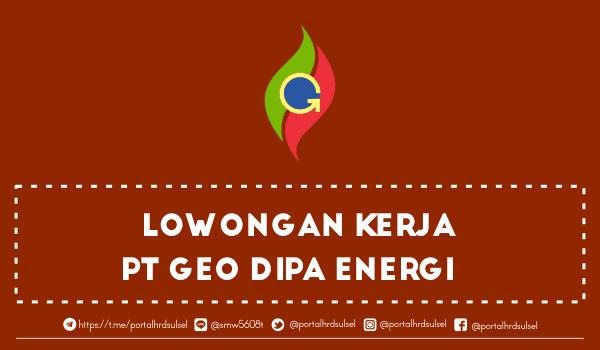 lowongan-kerja-pt-geo-dipa-energi