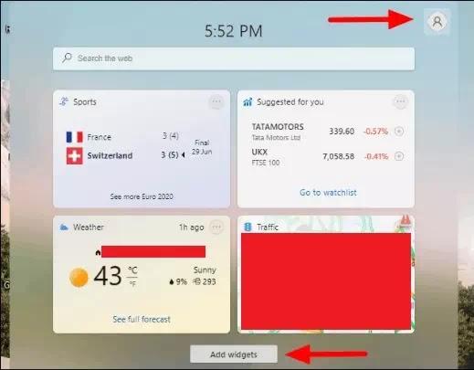 Cara Menambah & Menghapus Widget di Windows 11-2