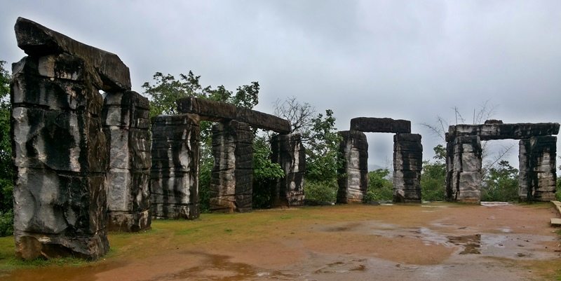 Kavishaila, the Rock Monuments