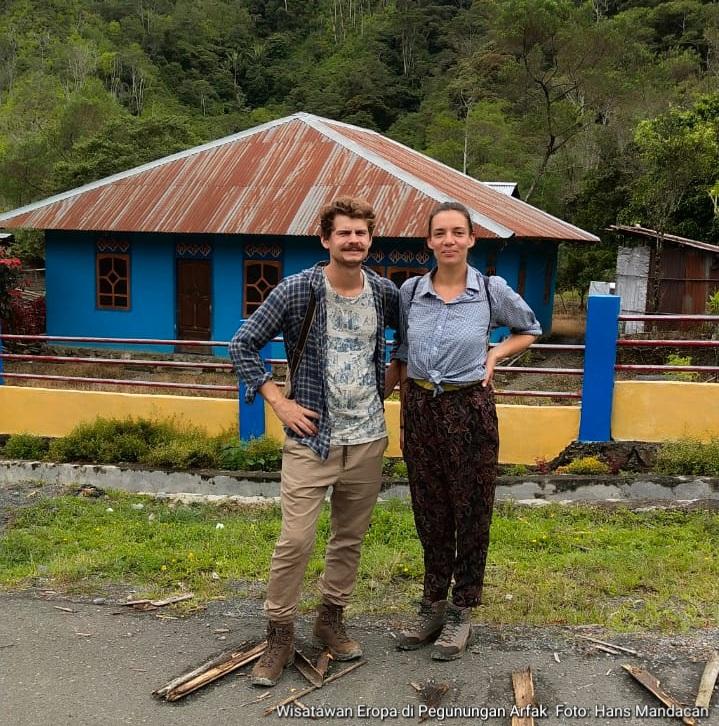 Dpd Hpi Papua Barat Atraksi Wisata Alam Di Pegunungan Arfak