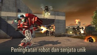 WWR World Of Warfare Robots Mod Apk