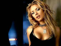 Kristanna Loken - celebrities with herpes