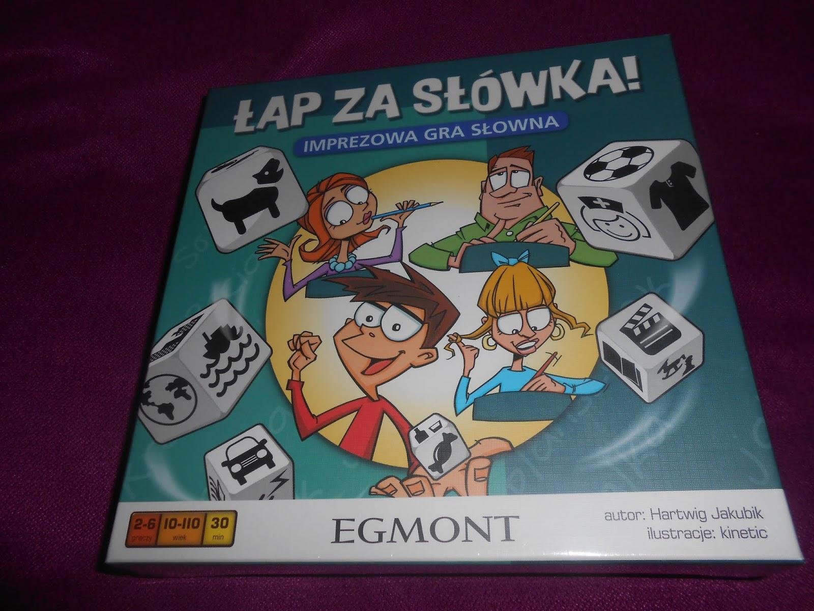 Egmont- Łap za słówka