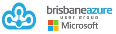 I am speaking at the Brisbane Azure Usergroup