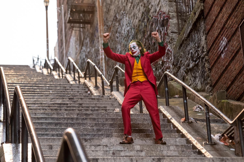 JOKER - Joaquin Phoenix como Joker