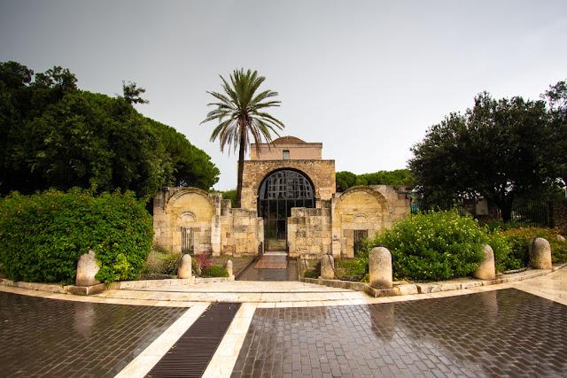 Basilica paleocristiana di San Saturnino-Cagliari