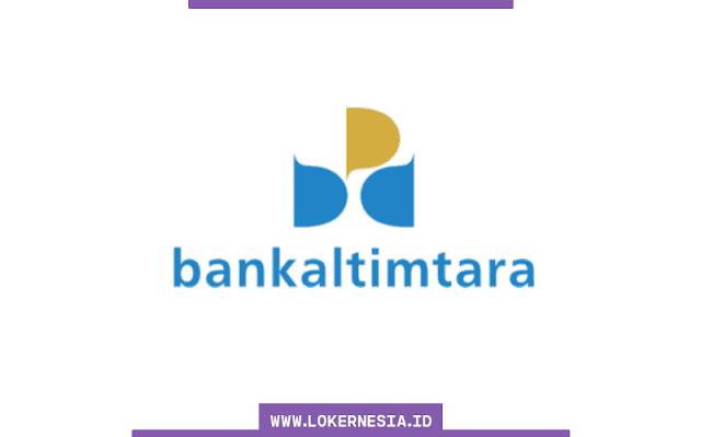 Lowongan Kerja Bankaltimtara Tenggarong September 2021