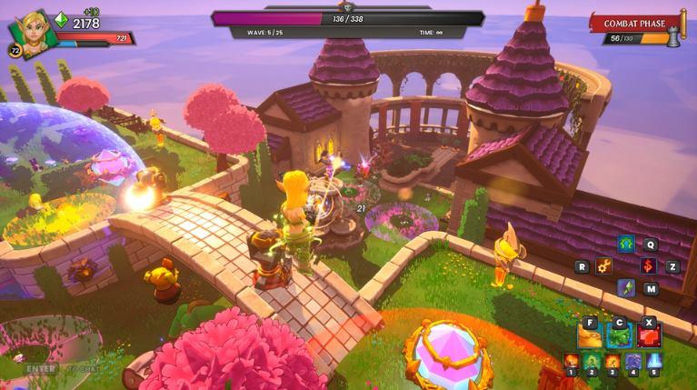 Dungeon Defenders Awakened pc full español