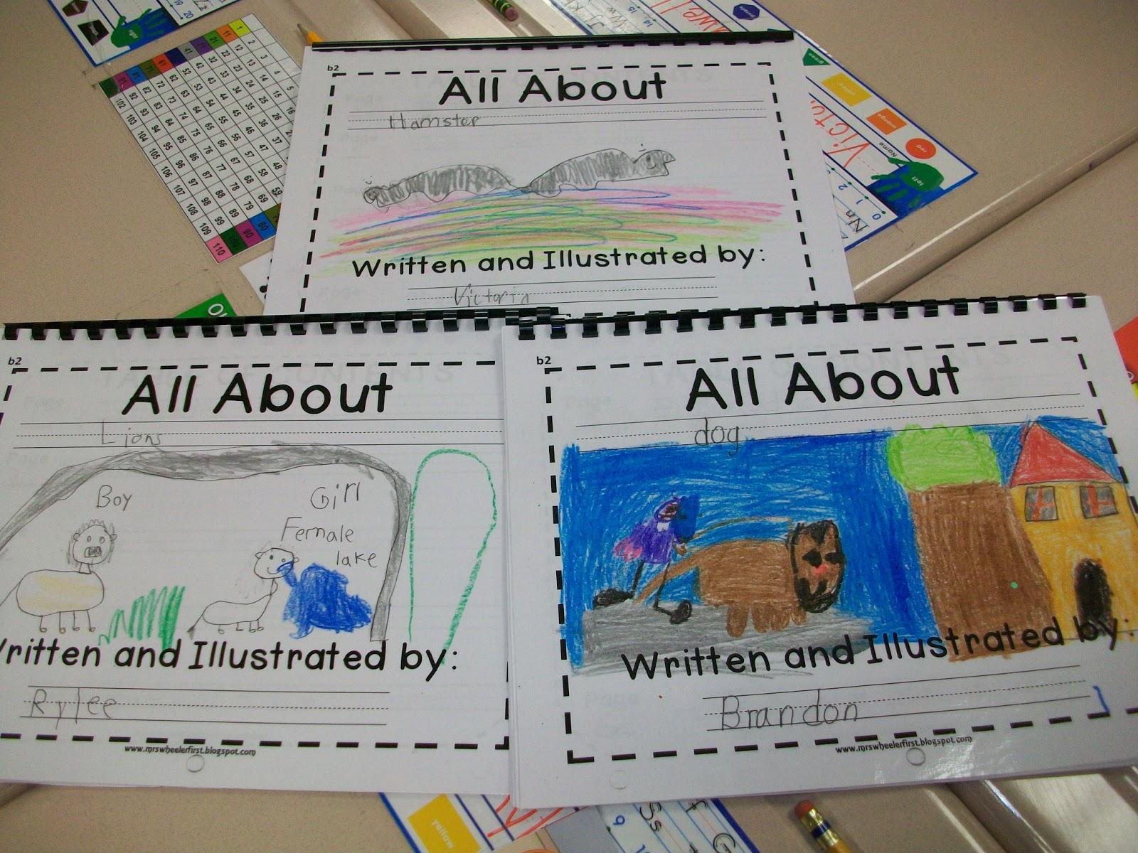 Mrs Wheeler S First Grade Tidbits Nonfiction Festivities