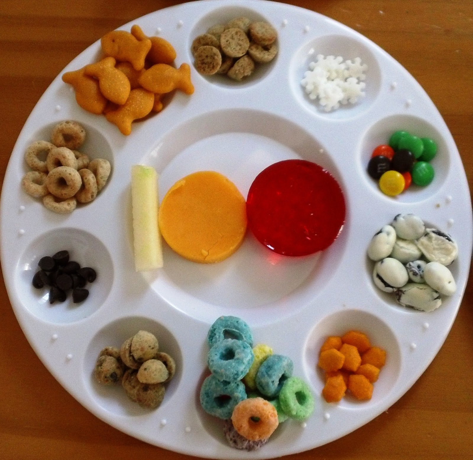 Licious Lunches 100th Day Of School