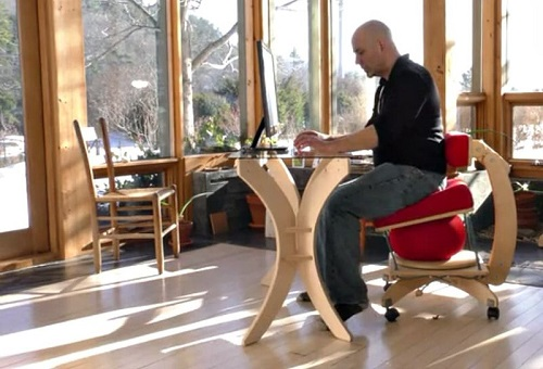 Siedzenie dynamiczne - jak działa?