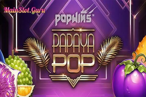 Main Gratis Slot PapayaPop (Yggdrasil)   96.00% RTP