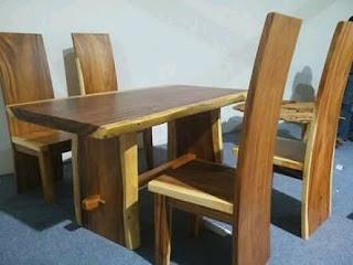 kayu suar dan trembesi