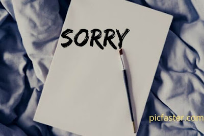 Sorry Images Download For Whatsapp | Sorry Image HD Download