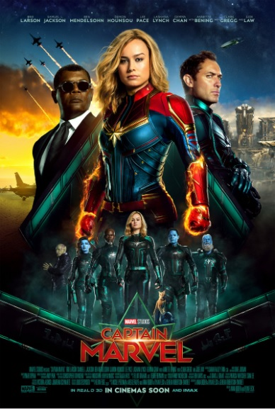 Captain Marvel 2019 Dub in Hindi 720p HDTS