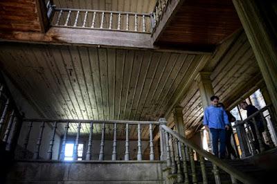 Ελληνικό Ορφανοτροφείο Κωνσταντινούπολης: Καταρρέει το μεγαλύτερο ξύλινο κτίριο της Ευρώπης